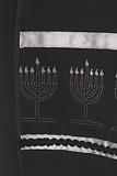 Prayer shawl from Beth Shalom B'nai Zaken Ethiopian Hebrew Congregation