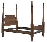 Bed frame designed by Henry Boyd