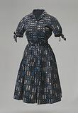 Outfit worn by Carlotta Walls to Little Rock Central High School