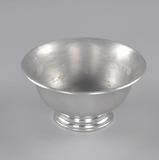 Communion dish used by the Wayman Chapel A. ME Church in Lyles Station.