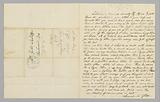 Letter to Giles Saunders from Samuel M. Fox concerning the slave trade.