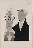 Ed Wynn and Richard B Harrison