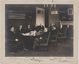 Taft and his Cabinet