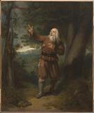 Mr Hackett, in the Character of Rip Van Winkle