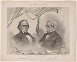 Daniel Webster and Edward Everett