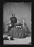 Samuel D Sturgis and Family
