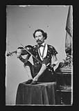 Thin Man Violinist