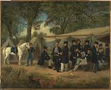 Zachary Taylor at Walnut Springs