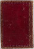 Subscription book for portrait of Charles Carroll