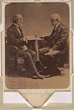 Robert E Lee and Joseph E Johnston