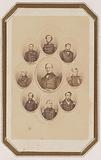 Officers of Our Navy, 1861
