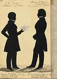 Joseph Nicollet and Henry Rogers
