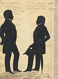 Edward Delavan and Reuben Mussey