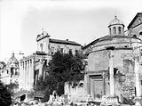 Church of St Cosmas and Damian, Forum Romanum, Rome, Italy