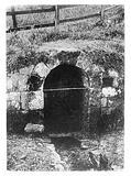 St Oswalds well Oswestry, Shropshire