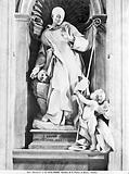 Statue of Saint Bruno from Saint Peter's Work ID: sw94nzch