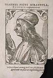 Giovanni Pico della Mirandola (Johannes Picus Mirandulanus)