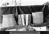 Corsets worn by Sea Dayaks and Land Dayak women
