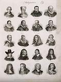 Antiquaries: twenty portraits of historians