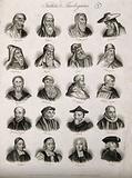 Churchmen: twenty portraits of religious thinkers