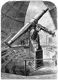 The great refracting telescope constructed at Dublin for the Vienna Observatory
