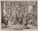 A Roman academy of artists