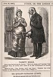 A doctor informs his patient's mother-in-law that he may need to resort to tapping – she misunderstands him as meaning …