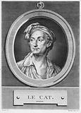 Portrait of Claude Nicholas Le Cat, 18th C Lithotomy