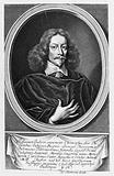 Portrait of John Bulwer, state III