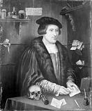 A man designated as Thomas Linacre