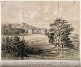 The Wharfedale Hydropathic establishment and hotel (Ben Rhydding)