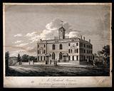 Richard Stevens's Hospital and Asylum, Frome, Somerset