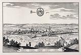 Göttingen, Germany: panorama and key