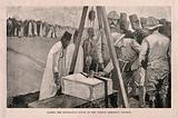 The Gordon Memorial College, Khartoum, Sudan: laying of the foudation stone