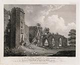 Lincluden Abbey, Dumfries, Scotland