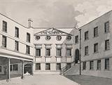 Apothecaries' Hall, Blackfriars Lane: the courtyard