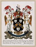 Guy's Hospital, Southwark: the grant of arms and motto