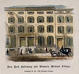 New York Infirmary and Women's Medical College, New York City