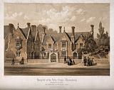 Hospital of the Holy Cross, Shrewsbury, Shropshire
