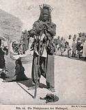 A Maiduguri medicine man or shaman, Nigeria