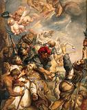 Saint Livinus: martyrdom