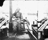 Chinese skipper, Yangtse river