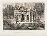 Buckingham water gate, the Strand