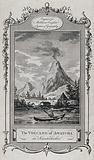 The volcano of Awatcha (Avacha) in Kamchatka, Siberia