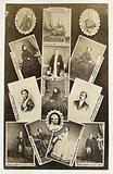 Queen Victoria and her family: a composition carte de visite