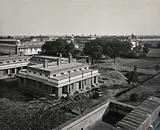 Lady Hardinge Medical College and Hospital, Delhi: aerial view
