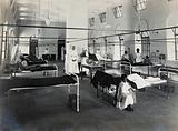 Lady Hardinge Medical College and Hospital, Delhi: nurses and children patients on a ward