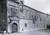 Hospital de San Julian y San Quirce, Burgos: exterior
