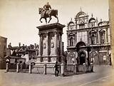 Campo Santi Giovanni e Paolo, Venice: Scuola Grande and Hospital of San Marco