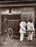 Public disinfectors from the parish of St George, Hanover Square, London